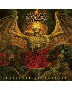 VADER - Solitude in madness - CD