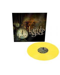 LAMB OF GOD - Lamb of God - LP - Yellow