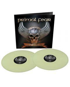 PRIMAL FEAR - Metal commando - 2LP - Glow in the Dark