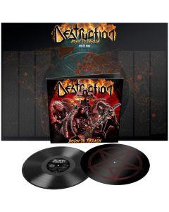 DESTRUCTION - Born to thrash - Live in Germany - 2LP - Black