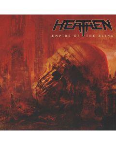 HEATHEN - Empire of the blind - CD