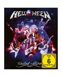 HELLOWEEN - United Alive - 2Blu-Ray