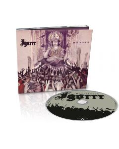 IGORRR - Hallelujah - CD - DIGI