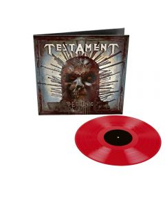 TESTAMENT - Demonic - LP - Red