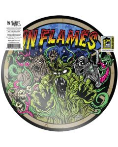 IN FLAMES - Clayman - 20th anniversary edition - LP - Picture