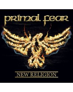 PRIMAL FEAR - New Religion - CD