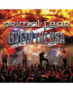 PRIMAL FEAR - Live in USA - CD