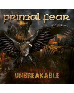 PRIMAL FEAR - Unbreakable - CD