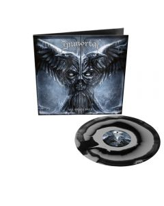 IMMORTAL - All Shall Fall - LP - Swirl - Grey - Black