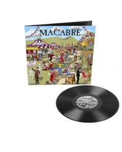 MACABRE - Carnival of killers - LP - Black