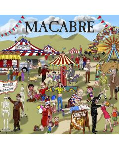MACABRE - Carnival of killers - CD