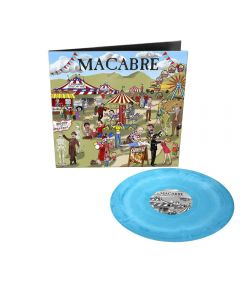 MACABRE - Carnival of killers - LP - Strangled Sky Edition