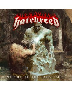 HATEBREED - Weight of the false self - CD