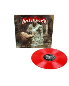 HATEBREED - Weight of the false self - LP - Red