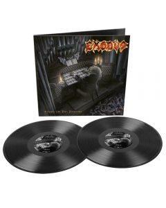 EXODUS - Tempo of the damned - 2LP - Black