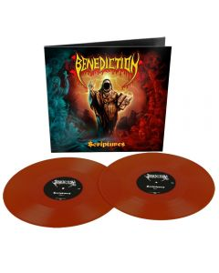 BENEDICTION - Scriptures - 2LP - Toffee Brown