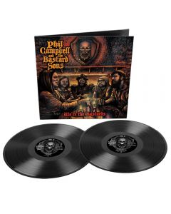 PHIL CAMPBELL AND THE BASTARD SONS - We´re the bastards - 2LP - Black