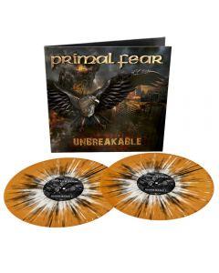 PRIMAL FEAR - Unbreakable - 2LP - Splatter