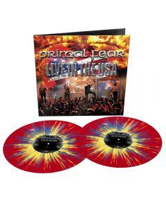 PRIMAL FEAR - Live in USA - 2LP - Splatter