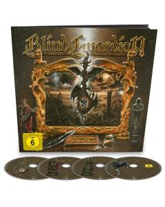BLIND GUARDIAN - Imaginations - 25th anniversary - 3CD plus BluRay - EARBOOK