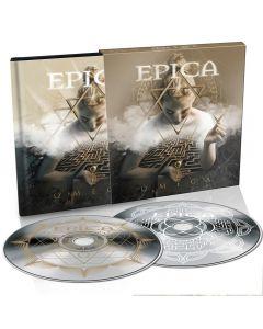 EPICA - Omega - 2CD - DIGIBOOK