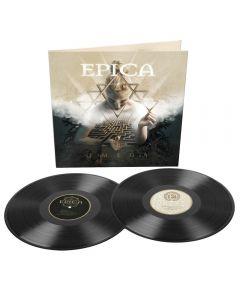 EPICA - Omega - 2LP - Black