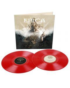 EPICA - Omega - 2LP - Red