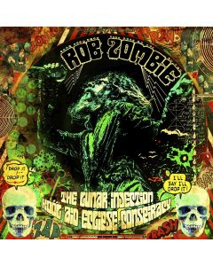 ROB ZOMBIE - The lunar injection kool aid eclipse conspiracy - CD