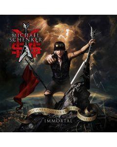 MSG - Michael Schenker Group - Immortal - CD