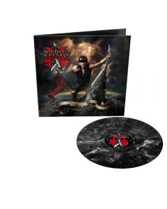 MSG - Michael Schenker Group - Immortal - LP - Black - White Marbled