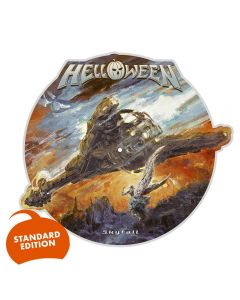 HELLOWEEN - Skyfall - MLP - Picture Shape