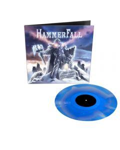 HAMMERFALL - Chapter V: Unbent, unbowed, unbroken - LP - Corona White Blue