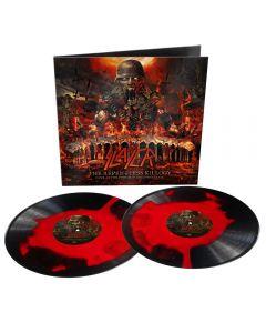 SLAYER - The repentless killogy - 2LP - Ink Spot - Red - Black