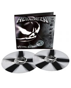 HELLOWEEN - The Dark Ride - 2LP - Cornetto - transparent black