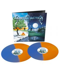 SONATA ARCTICA - Silence - 2LP - Bi-Colour - Blue Orange