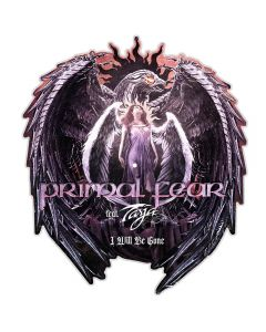 PRIMAL FEAR - I Will be Gone - MLP - Picture - Shape