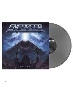 ENFORCER - Zenith - LP - Silver
