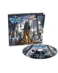 BURNING WITCHES - The Witch of the North - CD - DIGI