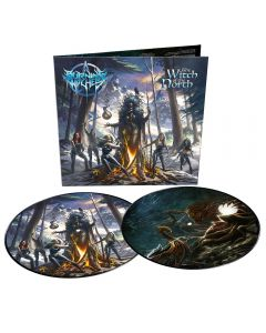 BURNING WITCHES - The Witch of the North - 2LP - Picture