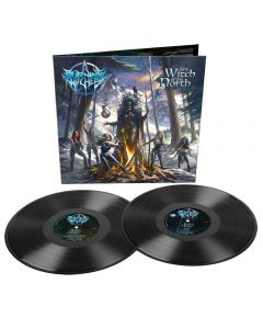 BURNING WITCHES - The Witch of the North - LP - Black