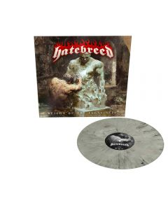 HATEBREED - Weight of the false self - LP - Marbled