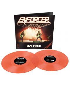 ENFORCER - Live by Fire II - 2LP - Orange