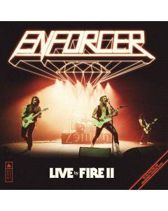 ENFORCER - Live by Fire II - CD