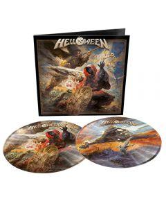 HELLOWEEN - Helloween - 2LP - Picture
