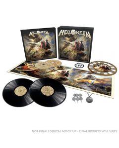 HELLOWEEN - Helloween - Vinyl - Fan - Box