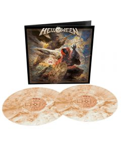 HELLOWEEN - Helloween - 2LP - Marbled - Brown - Cream
