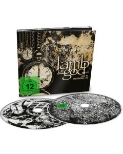 LAMB OF GOD - Live in Richmond - CD - DIGI plus DVD