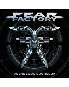 FEAR FACTORY - Aggression continuum - CD