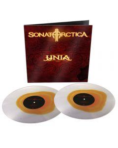 SONATA ARCTICA - Unia - 2LP - Yolk - Clear - Orange