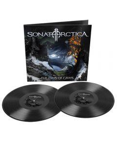 SONATA ARCTICA - The days of grays - 2LP - Black